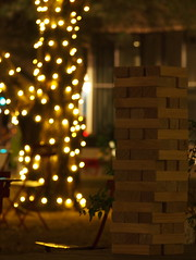 P3060016 (Kelson Corrales) Tags: olympus kelson night downtown tucson jacome plaza christmaslights jenga 911