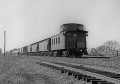 CB&Q Waycar Class NE-9 13796 (Chuck Zeiler 48Q) Tags: cbq waycar class ne9 13796 burlington railroad caboose naperville train chuckzeiler chz