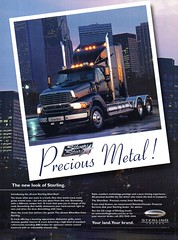 2000 Sterling Silver Star Trucks Aussie Original Magazine Advertisement (Darren Marlow) Tags: 2 20 00 2000 s sterling silver statr t truck cool c collectible collectors classic a automobile v vehicle u us usa united states american america 00s