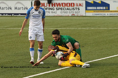 SUT_5030 (ollieGWK) Tags: sports football soccer sutton united v vs havent waterlooville league
