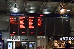 Heuston, 4/3/19 (hurricanemk1c) Tags: railways railway train trains irish rail irishrail iarnród éireann iarnródéireann dublin heuston 2019 customerinformationsystem cis