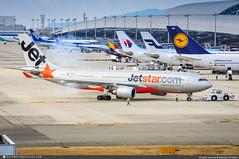 [KIX.2013] #Jetstar.Airways #JQ #Airbus #A330 #A332 #VH-EBJ #Burn.Start.Engines #awp (CHRISTELER / AeroWorldpictures Team) Tags: plane aircraft airplane avion aviation jetstar jetstarairways autralia jq jst lowcost longrange airbus a330200 a332 cn940 ge cf6 engines burnstartengines vhebj fwwkl qantas qf margaretriver planespotting japan osaka kansai kix rjbb airport apron terminal spotter christeler avgeek aeroworldpictures awp team nikon d300s nikkor 70300vr nef raw lightroom
