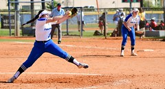 College Softball Spring Games 2019 Clernont Fl - 3 (Cecil Ramsey) Tags: fredonia suny smugmug sports softball