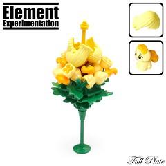 Element Experimentation: Puppy Flower (Emil Lidé) Tags: lego moc element experimentation puppy flower