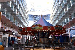 The Boardwalk (Prayitno / Thank you for (12 millions +) view) Tags: rccl rcl royal caribbean international cruise ship line lines harmony seas boardwalk carousel merry go round merrygoround children play ground outdoor day time