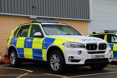 LD68 KHA (Ben - NorthEast Photographer) Tags: humberside police bmw x5 brand new xdrive 30d auto estate traffic car rpu roads policing unit anpr automatic number plate recognition camera system hull 68plate ld68 kha ld68kha