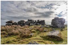 Combstone Tor - Dartmoor (pm69photography.uk) Tags: combestonetor combestone tors devon dartmoor rocks moody moors magical atmospheric atmosphere aurorahdr2018 southwest sonya7r3 sonya7riii sony24mm14gm