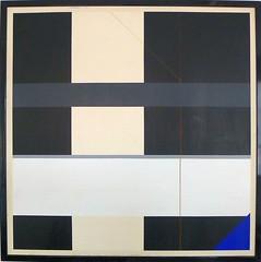 KONSTRUKTION SCHWARZz-WEISS (HolgerArt) Tags: konstruktivismus gemälde kunst art acryl painting malerei farben abstrakt modern grafisch konstruktiv