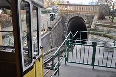 Dresden Standseilbahn (Phil Beard) Tags: dresden saxony germany funicular station transport tunnel