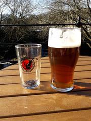 REFRESHING BEER (fenaybridge) Tags: beer brewery ossett riverhead marsden