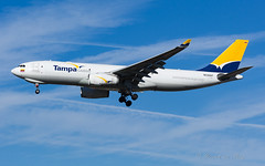 TPA_A33F_N330QT_BRU_FEB2019 (Yannick VP) Tags: civil commercial cargo freight freighter transport aircraft airplane aeroplane jet jetliner airliner tpa tampa airbus a330 330200 f p2f n330qt brussels airport bru ebbr belgium be europe eu february 2019 aviation photography planespotting airplanespotting approach arrival landing runway rwy 25r