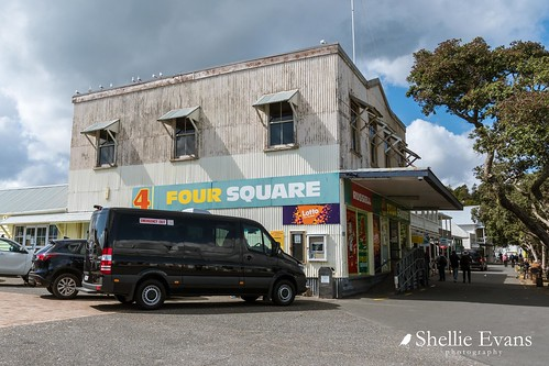 Historic Four Square, Russell, Bay of Islands