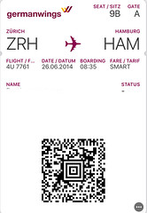 """Boardingpass Germanwings • <a style=""""font-size:0.8em;"""" href=""""http://www.flickr.com/photos/79906204@N00/40344007463/"""" target=""""_blank"""">View on Flickr</a>"""