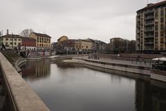 La Darsena di Milano (roby22-1-1950) Tags: milano darsena naviglio