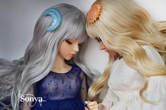 DSC_2075 (sonya_wig) Tags: fairytreewigs wig bjdwig minifeewig bjd bjdminifee handmadedoll bjddoll dollphoto fairyland fairylandminifee minifee bjdphotography coloringhair