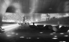 Seoul: Dongdae-mun DDP (Time Sprit 시대정신(時代精神)) Tags: film foma zahahadid dpp 동대문 서울 seoul filmforever blackwhite bw