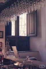 A Little Window (Gianluca_91) Tags: salerno italy window garden glass bar