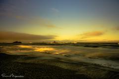 Early morning Pacific Ocean (suman.photo) Tags: beach ocean nature morning water nikon washingtonstate sky stacks