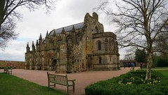 Rosslyn Chapel, founded in 1446 . (Angus1746) Tags: scotland rosslyn chapel rosslynchapel