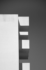 Two Tones (Raggedjack1) Tags: burgao blocks architecture building abstract portugal