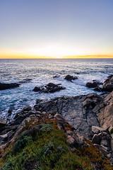 Carmel-By-The-Sea HW1, December 2018 #3 (satoshikom) Tags: canoneos6dmarkii canonef1635mmf28liiusm carmelbythesea hw1 californiacoast sunset