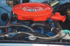 360 Four Barrel (Hi-Fi Fotos) Tags: chrysler dodge mopar power engine 360 fourbarrel aircleaner motor 1973 vintage classiccar nikkor 50mm 14 nikon d7200 dx hififotos hallewell
