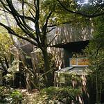 長屋住宅の写真