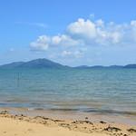 View on Ko Chang and Ranong coastline (Ko Phayam, Thailand 2018) thumbnail