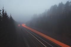 _MG_3329 (Jasper Kaarna) Tags: vuosaari rastila metro sumu fog autumn lokakuu syksy