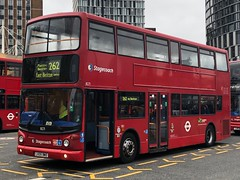 A fairly short and direct way to the end of the DLR line. | Stagecoach London ALX400 Trident on the 262 to East Beckton Sainsbury's. (alexpeak24) Tags: eastbecktonsainsbury's stratford 262 trident alx400 london stagecoach