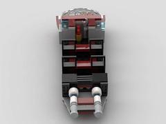 SW Officer's Speeder #3 (CommanderJonny1) Tags: starwars lego speeder