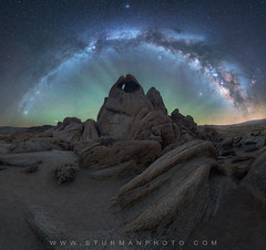 The Heart of Alabama (sturmanphoto) Tags: milkyway milky way stars space astro astrophotography astronomical astrophoto night nightphotography landscape california long exposure color desert arch formation
