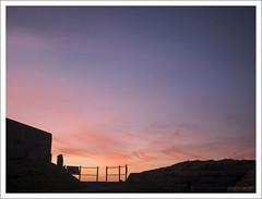 brean-down-sunset-1100644-090119 (Peadingle) Tags: sunset dusk brean down fort somerset