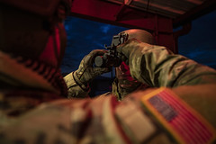 190113-Z-NI803-0707 (New Jersey National Guard) Tags: usa usarmy army armynationalguard nationalguard newjerseynationalguard jbmdl jointbasemcguiredixlakehurst 1102ndcavalryregiment cav cavscout recon range nightfire soldier soldiers m4 rifle gun weapon qualification training nj