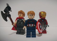 Marvel Trinity