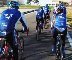 Pretemporada 2019. Resumen  entrenamientos  Team Clavería 07-13. 5