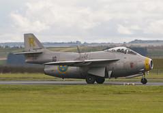 Saab J-29F Tunnan SE-DXB (Scottish Photography Productions | David Pollock) Tags: saab j29f tunnan swedish airforce historic flight sedxb
