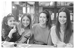 Girls night out! (The Stig 2009) Tags: lily granddaughter baby girl smiles daughter friends beautiful stunning girls thestig2009 thestig stig 2009 2019 tony o tonyo alesha charmaine jade