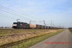 """MRCE ES64 F4-290 """"SBB Cargo/AusgeRastatt"""" (Phil.Kn.) Tags: siemens es64f4 189 mrce sbb sbbcargo ausgerastatt eisenbahn"""