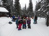 Family Day 2019-2 (Hope Mountain Centre) Tags: hopemountaincentre familiesinnature families bcfamilyday snowshoe snowcave snow snowfun manningpark outdoorlearning outdooreducation