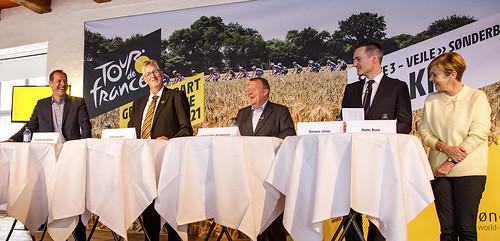 Tour de France - i Sønderborg