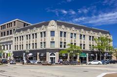 North Shore Building (Eridony (Instagram: eridony_prime)) Tags: highlandpark lakecounty illinois chicagoland suburb metrochicago suburbanchicago downtown