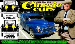 Granpa Likes To Wear Tweed  part 3 (Save The Last Ocean) Tags: vintagecarclub vintagecar oldschool retro man fashion poster sign outdoor distinguished gentlemans cap tweed wearing car nz kiwi older oldman granpa classic auto vehicles cavalrytwilltrousers rally show club menswear scottish houndstooth uk british woven yorkshire 2019 nokia headlight art blazer plaid auckland hamilton rotorua tauranga gisbourne napier hastings wellington nelson christchurch dunedin invercargill city tweedcap tweedjacket citycouncil newplymouth whanganui wanganui rockandhop parked road street tweedjacketphotos morrisminorvan van truck 1971 70s 1200cc vehicle dapper