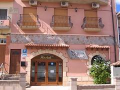 Fachada (brujulea) Tags: brujulea hoteles hostales horta sant joan tarragona casa barcelo fachada
