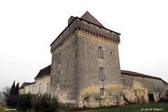 24 St-Just - Narbonne (Herve_R 03) Tags: architecture castle château dordogne france aquitaine