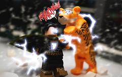 Tawky Tawny (Andrew Cookston) Tags: lego dc comics black adam shazam captain marvel brothersfigure tiger tawky tawny andrew cookston andrewcookston