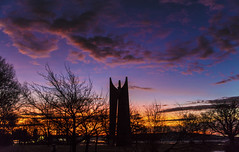 Helsinki Dawn (CraDorPhoto) Tags: canon5dsr landscape dawn sunrise morning colour sky clouds outdoors helsinki finland