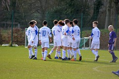 Season 2018-2019: U14 Friendly Anderlecht - Luxembourg selection
