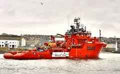 Esvagt Dee - Aberdeen Harbour Scotland - 21/03/2018 (DanoAberdeen) Tags: