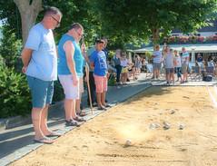 KINGSBRIDGE Boules in HDR (tramsteer) Tags: tramsteer fairweek kingsbridge devon boule sport hdr street people photoshop geotag